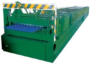 wall roof forming machine