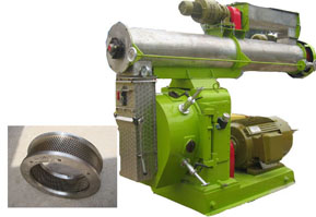 ring die pellet press