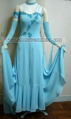 fashion ballroom gown latin dance