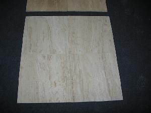 veined light travertine blocks slabs tiles pavers
