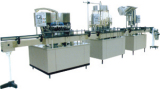 linear non carbonated drink line