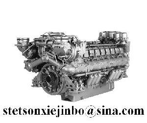 mtu396series engine