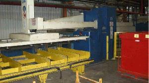 adal trumpf sheet metal laser cutter