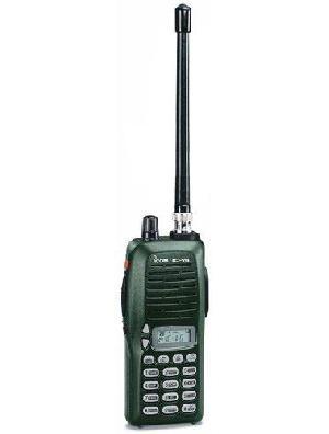 icom v8 ham radio amateur cb walky talky transceiver 2