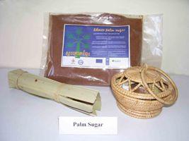 palm sugar organic