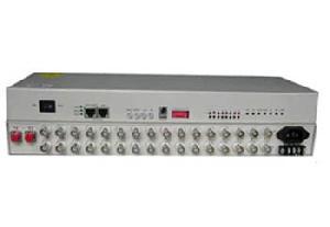 16e1 pdh optical transmitter receiver