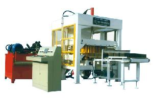 concrete brick machine