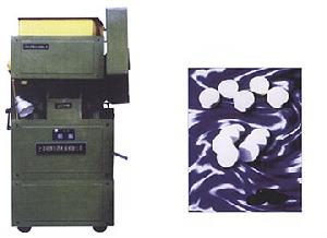 rotated tablet press machine