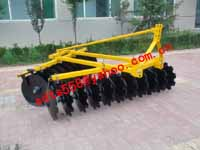 disc harrow disk farm machinery implements
