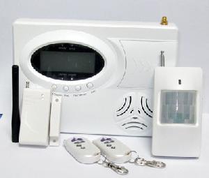shop store home house burglar alarm system wireless diy