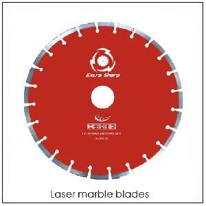 laser marble diamond blades