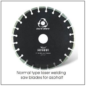 laser welding diamond blades asphalt dsb 08