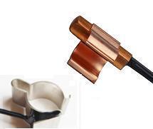 clip pipe thermistor sensor