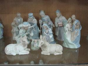 ceramic nativity scene christmas decoration giftwares souvenirs novelty