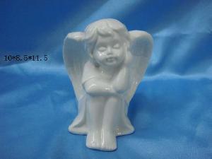 ceramic angel figurine angels religious crafts decoration manufacturer