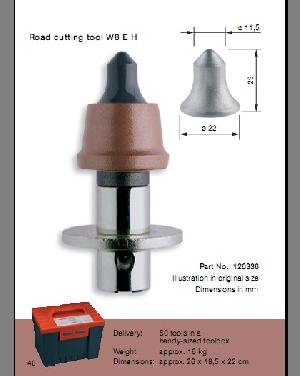 road engineering construction cutter pick bits