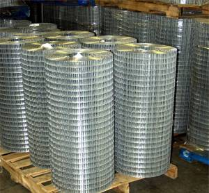 6 4mm welded wire mesh