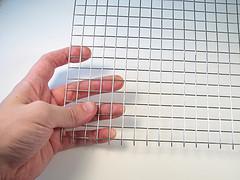 hole 50mmx50mm welded mesh sheet