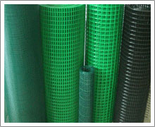 pvc coated welded mesh wire