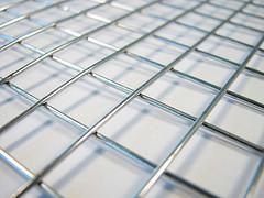 spacing 50mmx50mm welded metal sheet