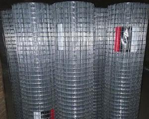 welded mesh galvanized metal