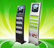 17inch floor standing touch screen lcd advertising player