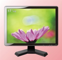17inch security lcd cctv monitor bnc interface