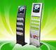 kiosk floor standing