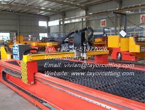 tayor cutting cnc machine