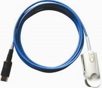 datascope adult fingerclip spo2 sensor rsds013n