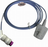 kontron adult silicone softtip spo2 sensor rsdb031tt