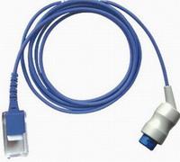 nihon kohden spo2 sensor adapter cable rsda045f