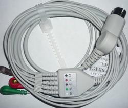 ecg cable 5 leads rsd e019