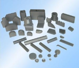 heavy tungsten counterweight