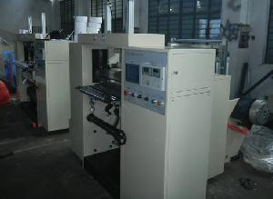thermal roll slitter rewinder