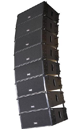 trans audio mini line array