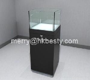 display cabinets jewelry store watch