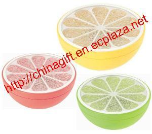 fruit palette float led citrus bathtub