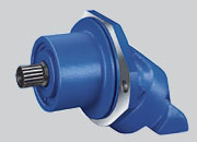 replace rexroth a2fe hydraulic motor