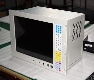 17 inches lcd industrial workstation iec 857