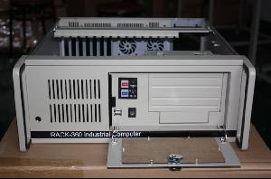 4u rackmount industrial computer case chassis