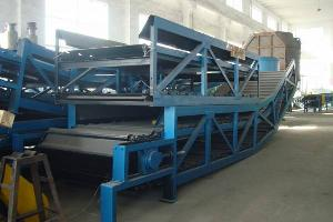 chain plate conveyor paper machine