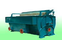 gravity cylinder disc thickener paper machine