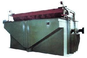 multi disc thickener stock preparation paper machine