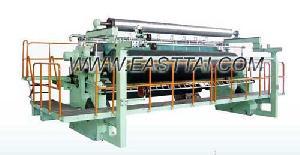 press paper finished machine