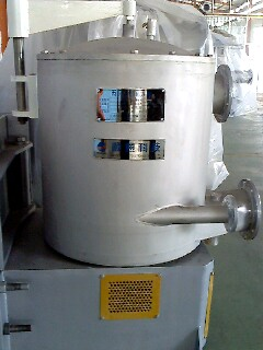 upflow pressure screen stock preparation