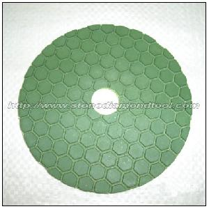diamond flexible polishing pads polish marble granite