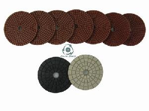 diamond grinding polishing pads