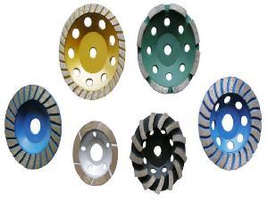 diamond segment resin grinding plated