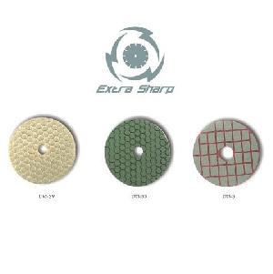 dry flexible polishing pads dm28 dm33